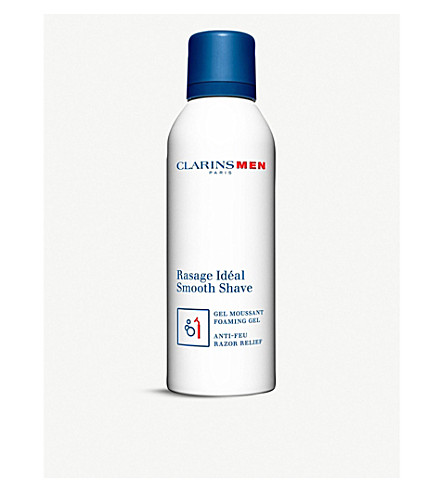CLARINS Smooth Shave foaming gel