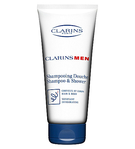 CLARINS Total Shampoo 200ml