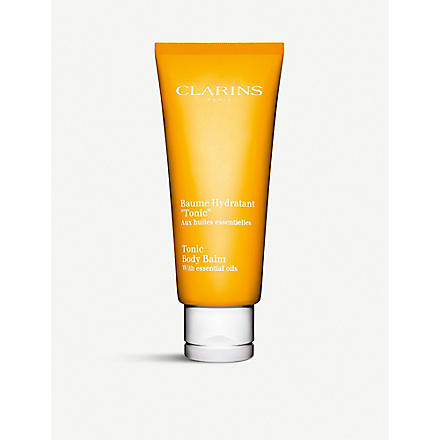 CLARINS Toning body balm 200ml