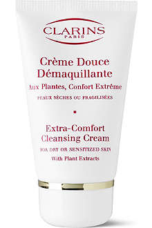 CLARINS Extra–comfort cleansing cream 125ml