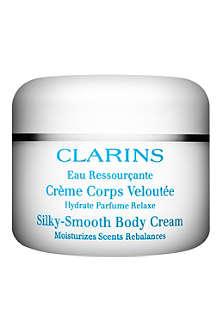 CLARINS Eau Ressourçante moisturising body lotion 200ml