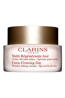 CLARINS Extra–Firming Day Wrinkle Lifting Cream – dry skin 50ml
