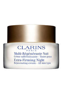 CLARINS Extra–Firming Night Rejuvenating Cream