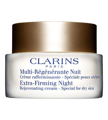 CLARINS Extra–Firming 夜焕肤霜–干性肌肤50ml