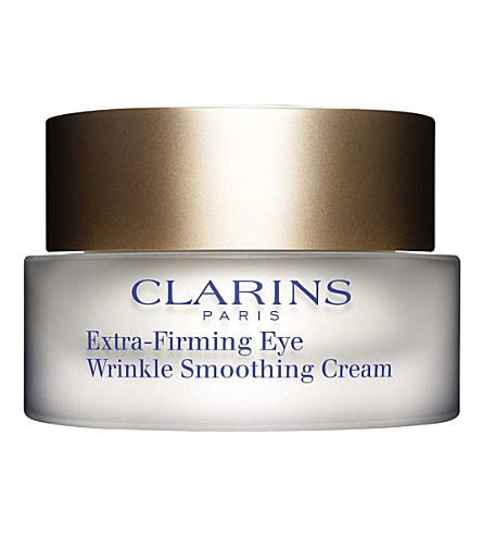 CLARINS 超紧眼部皱纹平滑乳霜15毫升
