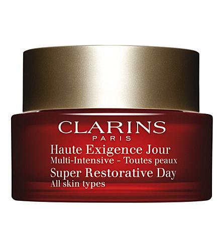 CLARINS 超级恢复性日霜-All 皮肤类型50毫升