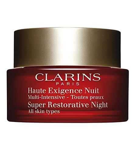 CLARINS 超级恢复性夜乳霜-All 皮肤类型50毫升