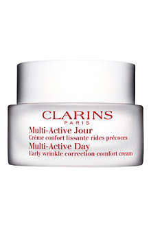 CLARINS Multi–Active Day Early Wrinkle Correction – 'dry skin' 50ml