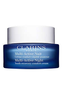 CLARINS Multi–Active Night Youth Recovery Comfort Cream 50ml