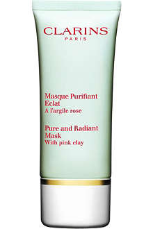 CLARINS Pure and radiant mask 50ml
