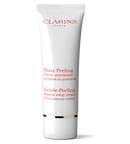 CLARINS Gentle Peeling Smooth Away Cream 50ml