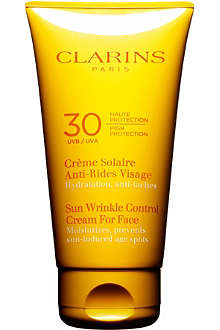 CLARINS Sun wrinkle cream UVB 30 75ml