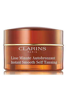 CLARINS Delectable self tanning mousse SPF 15 125ml
