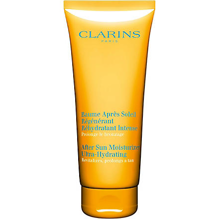 CLARINS After Sun moisturiser ultra–hydrating 200ml