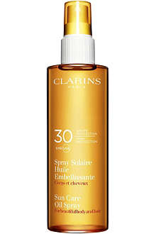 CLARINS Sun Care Oil Spray UVA/UVB 30 150ml