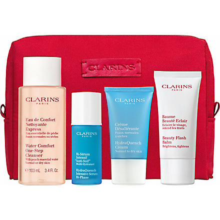 CLARINS HydraQuench collection
