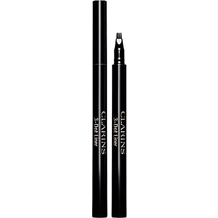 CLARINS Ombre Minérale Collection 3-dot liner