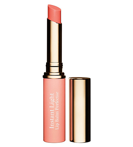 CLARINS Instant Light Natural Lip Balm Perfector (Coral