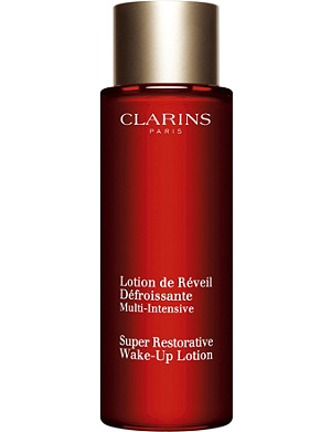 CLARINS Super Restorative wake-up lotion 125ml