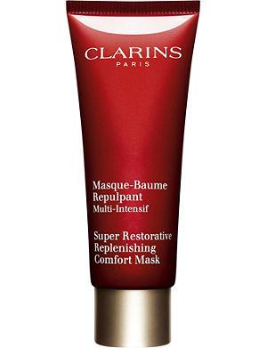 CLARINS Super Restorative replenishing comfort mask 75ml