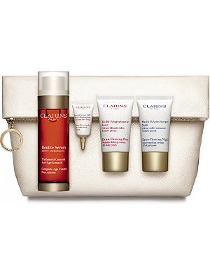 CLARINS Expert Age Control double serum Collection