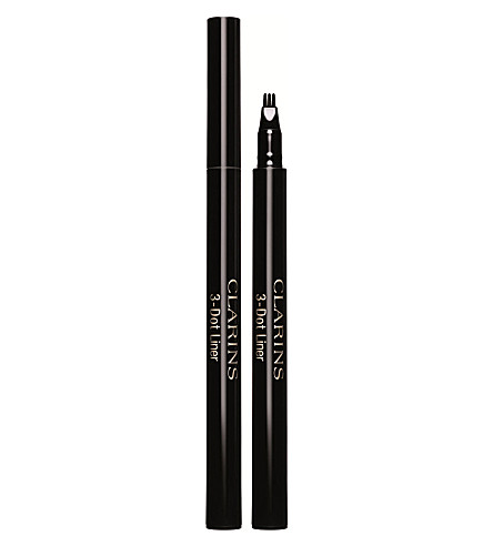 CLARINS 3-Dot Liner (Black