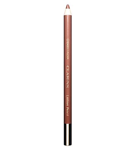 CLARINS Nude lip definer (Nude+beige