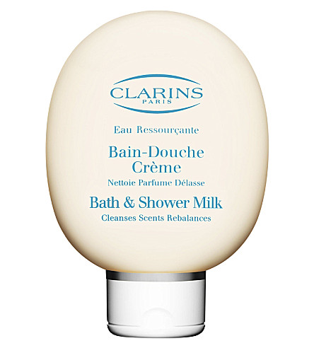 clarins eau ressour 231 ante bath and shower milk
