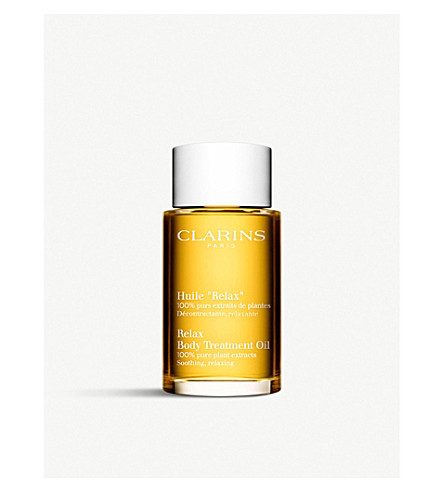 CLARINS Relax Body Treatment Oil Soothing/Relaxing 100ml