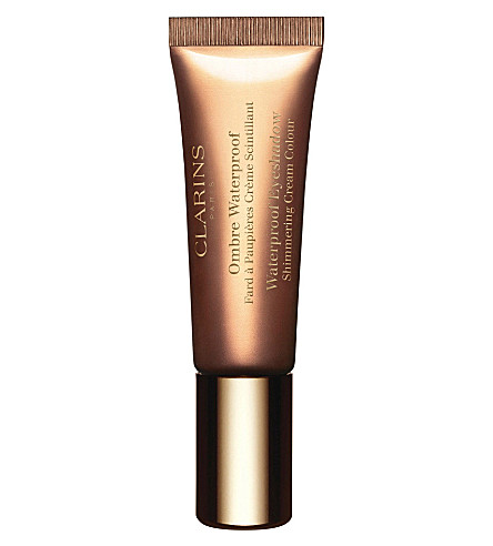 CLARINS Waterproof Cream Eyeshadow 7ml (Copper+brown
