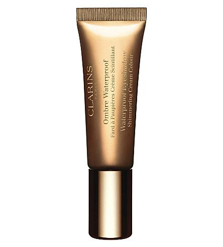 CLARINS Waterproof Cream Eyeshadow 7ml (Golden+sand