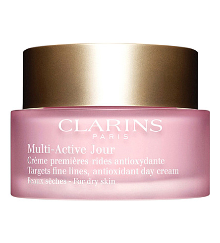 CLARINS Multi-Active Day Cream - dry skin 50ml