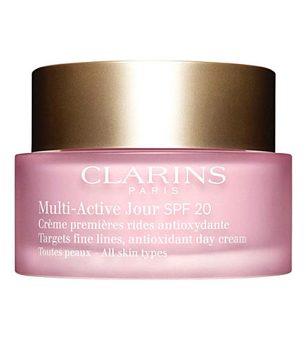 CLARINS Multi Active-Day Cream SPF 20 50ml