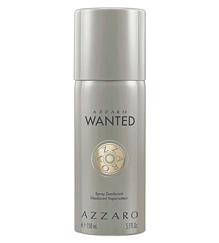 AZZARO Wanted Deodorant Spray 150ml