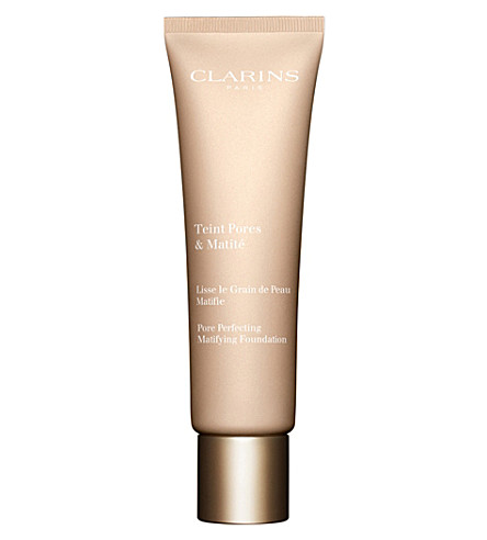 CLARINS Pore Perfecting Matifying foundation (01
