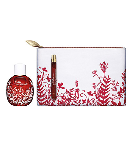 CLARINS Mother's Day Eau Dynamisante Set
