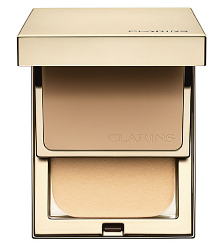 CLARINS Everlasting Compact Foundation SPF 9 10g (Amber