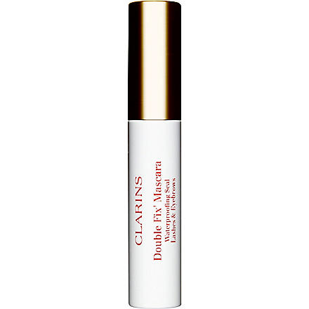 CLARINS Double Fix Mascara waterproofing seal