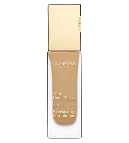 CLARINS Everlasting Foundation SPF 15 (Chestnut