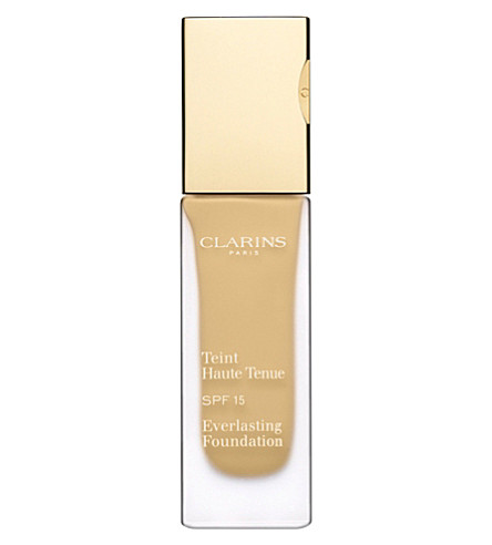 CLARINS Everlasting Foundation SPF 15 (Honey