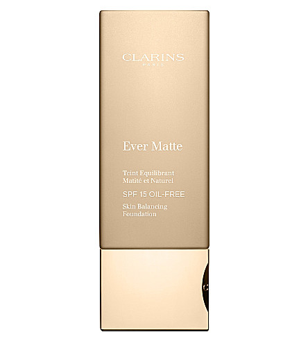 CLARINS Ever Matte Foundation SPF 15 (107 beige