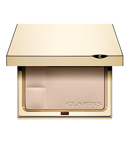 CLARINS Ever Matte mineral powder compact (00+transparent+opale