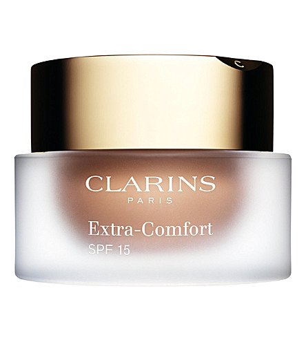 CLARINS Extra-Comfort Foundation SPF 15 (103+ivory