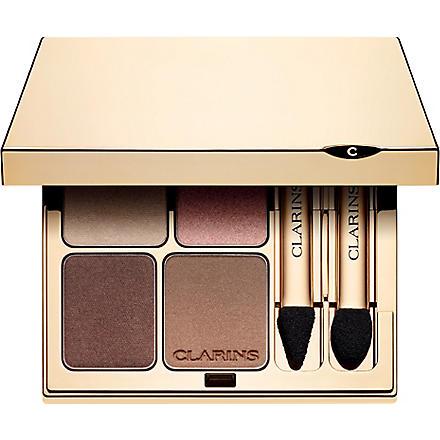 CLARINS Eye Quartet Mineral palette (Nudes