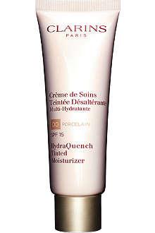 CLARINS HydraQuench tinted moisturiser SPF 15
