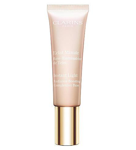 CLARINS 植萃凝亮辐射增强肤色基础 30毫升 (01 + 玫瑰