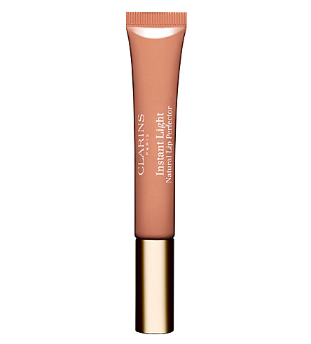 CLARINS Instant Light Natural Lip Perfector (03 nude shimmer