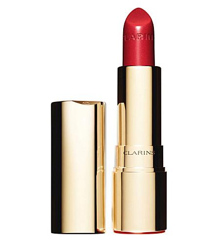 CLARINS Joli Rouge lipstick (Cherry