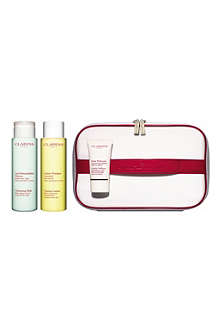 CLARINS Cleansing trousse for normal/dry skin types