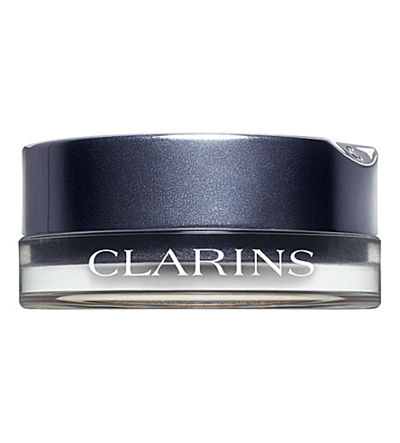 CLARINS Ombre Iridescent cream-to-powder eyeshadow (GREY